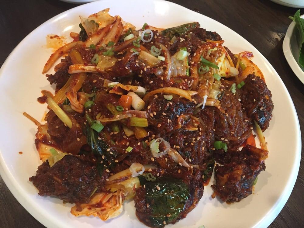 Gamja Tang Korean Restaurant