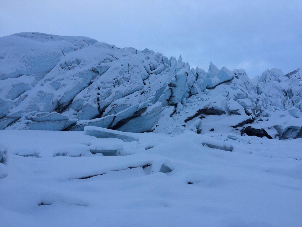 Matanuska Glacier State Recreation Site: Glenn Hwy, Sutton-Alpine, AK