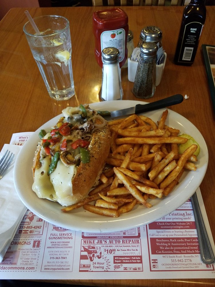 Cpj's Restaurant & Pub: 1321 Floyd Ave, Rome, NY