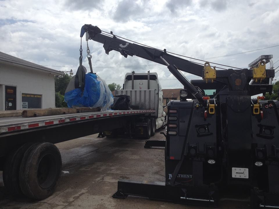 Express Services Truck Repair & Towing: 5640 Glenn Hwy, Cambridge, OH