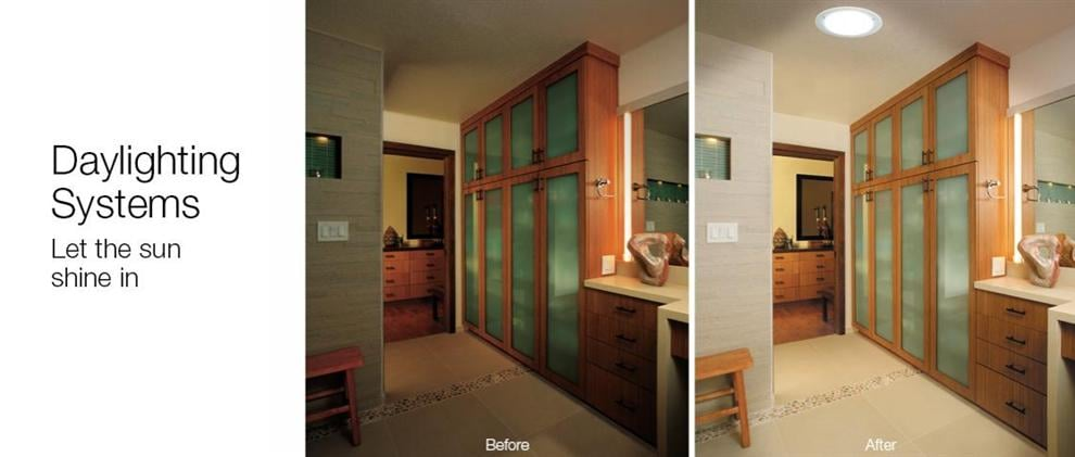 All natural lighting Solutions