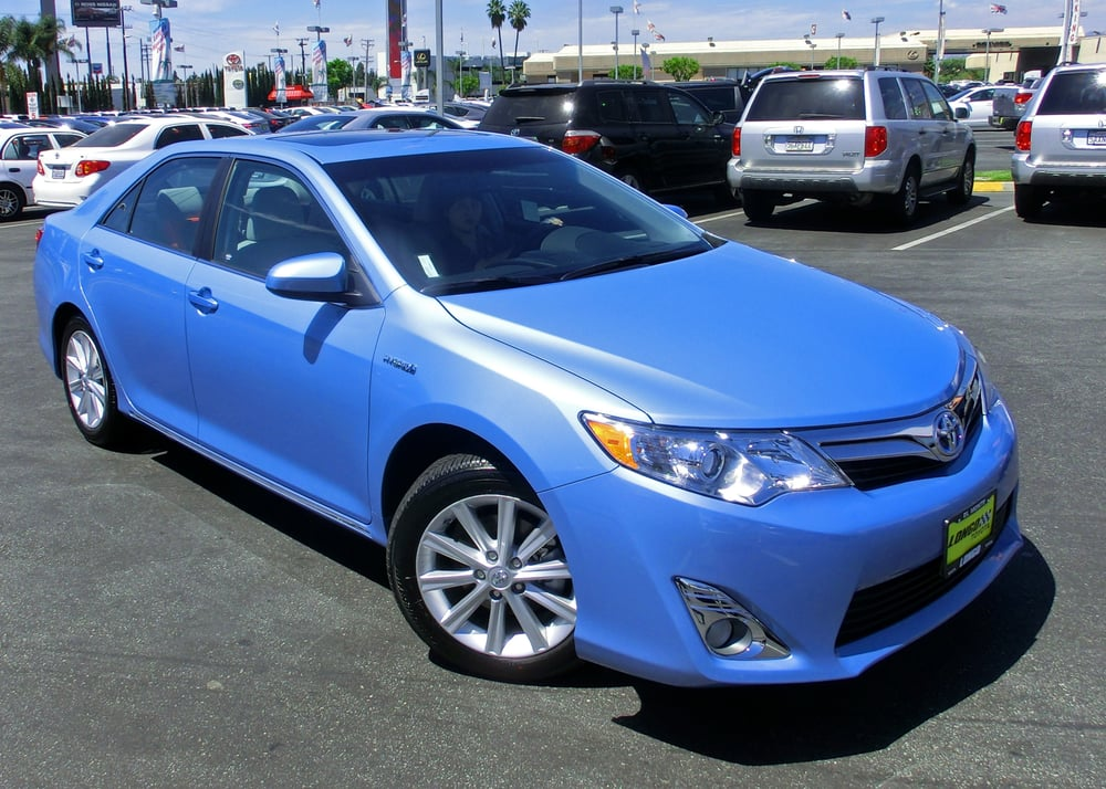 heading home with a brand new 2013 toyota camry hybrid xle yelp. Black Bedroom Furniture Sets. Home Design Ideas
