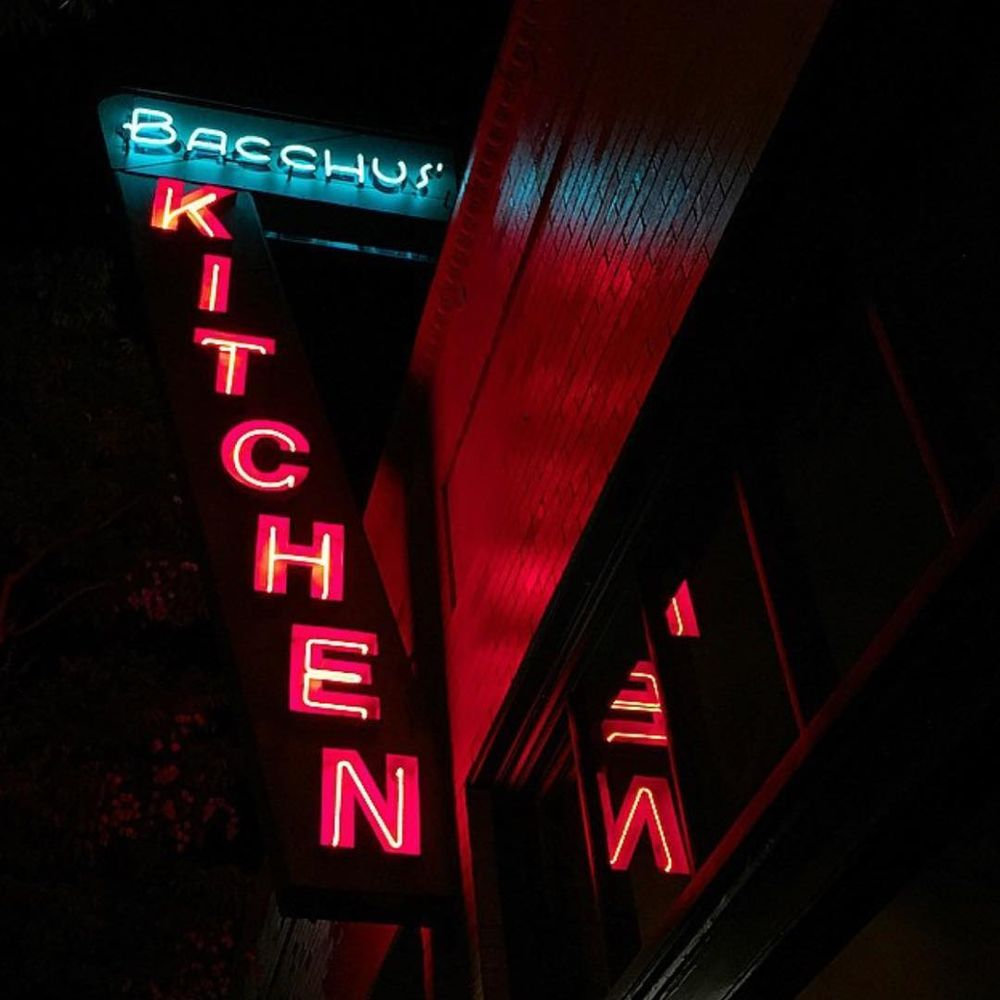 Bacchus' Kitchen