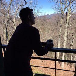 Photo Of Sourwood Inn   Asheville, NC, United States. Enjoying The  Beautiful Scenery ...