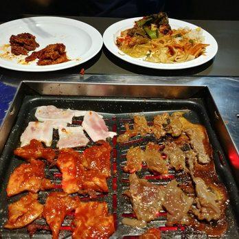 Photo Of Jin Korean Bbq Plano Tx United States Pork Belly On