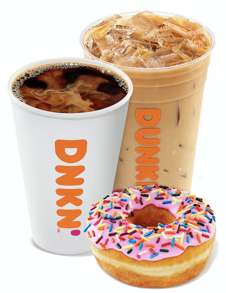 Dunkin': 5609 Nittany Valley Dr, Mill Hall, PA