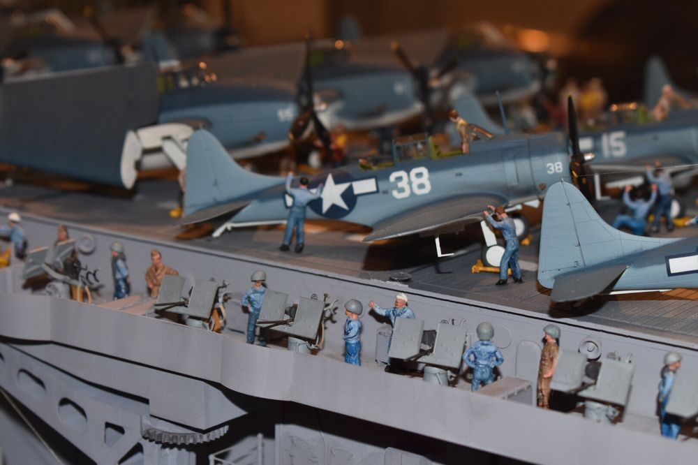 Social Spots from National Naval Aviation Museum
