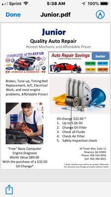 auto ac repair pdf