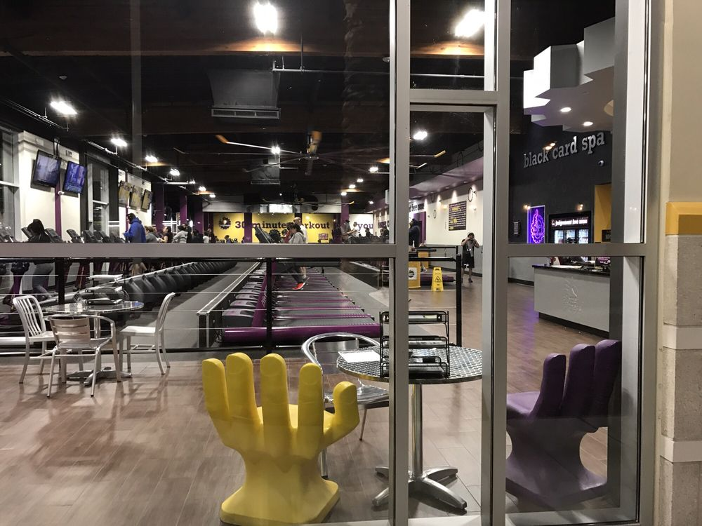 Planet fitness downey