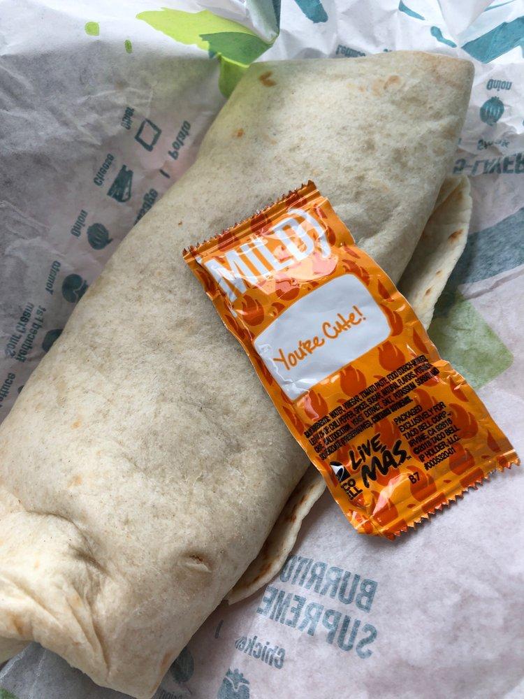 Taco Bell: 6131 West Jim Bilton Blvd., Saint George, SC