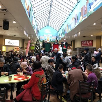 Parker Place Food Court Richmond Bc