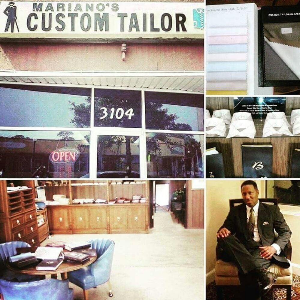 Mariano's Custom Tailor