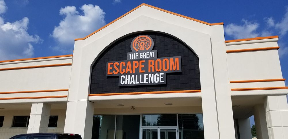 The Great Escape Room Challenge: 1400 Haddonfield-Berlin Rd, Cherry Hill, NJ
