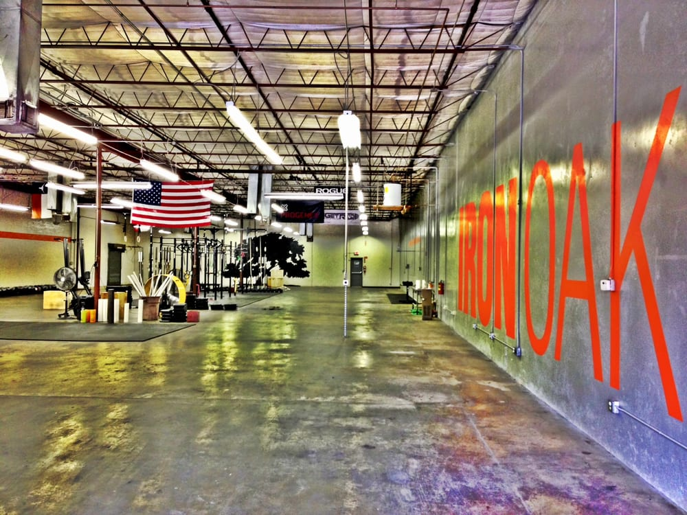 Iron Oak CrossFit: 2727 W 11th St, Houston, TX