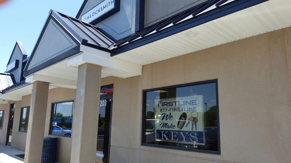 Firstline Locksmith: 893 Cranbury South River Rd, Jamesburg, NJ
