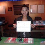 Casino dealer school edmonds gambling cities