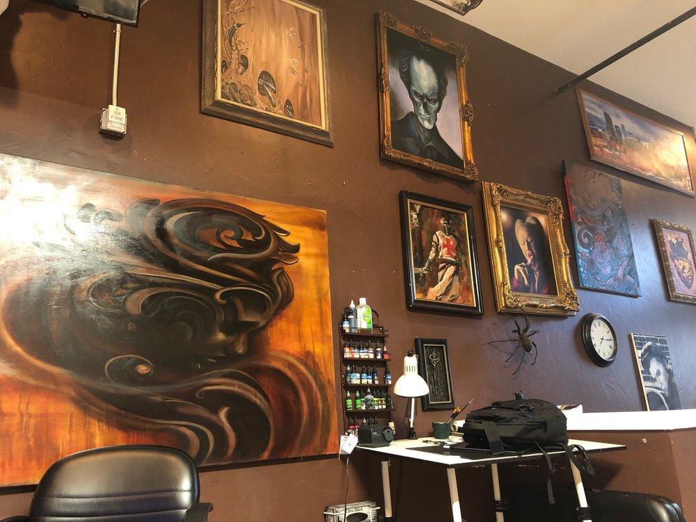 Chakra Tattoo: 609 22nd St, Denver, CO