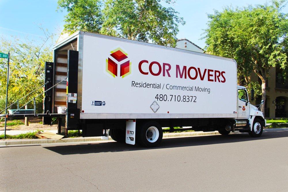 COR Movers