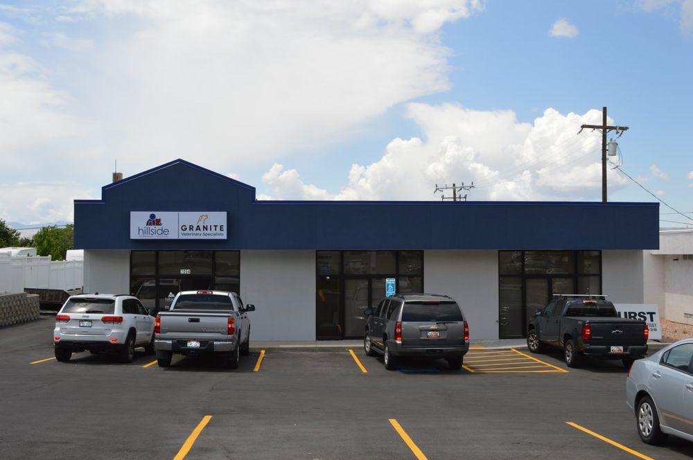Hillside Veterinary Hospital: 7054 S 2300th E, Cottonwood Heights, UT