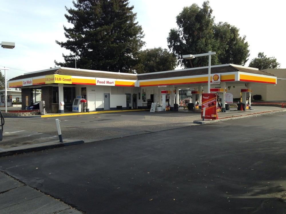 Homestead Car Wash & Shell Gas