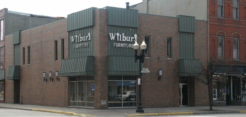 Wilbur's Furniture: 27 W Chicago St, Coldwater, MI