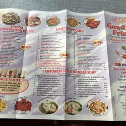 New Good Friends - Order Food Online - Chinese - 712 Broadway ...