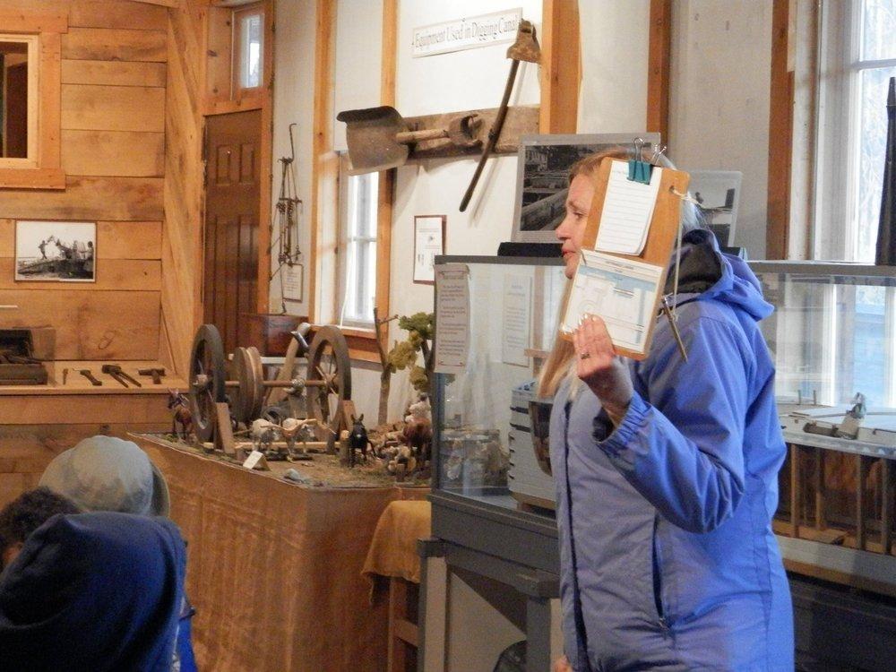 Chittenango Landing Canal Boat Museum: 717 Lakeport Rd, Chittenango, NY