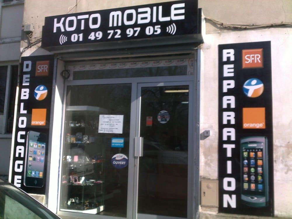 koto mobile 61 rue barbes montreuil sous bois seine. Black Bedroom Furniture Sets. Home Design Ideas