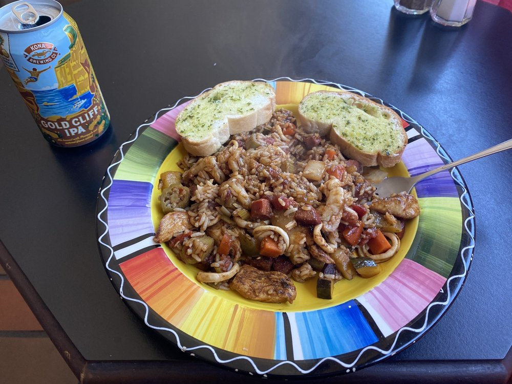 Ferdi's Creole Restaurant: 740 Broadway Ave, Seaside, CA