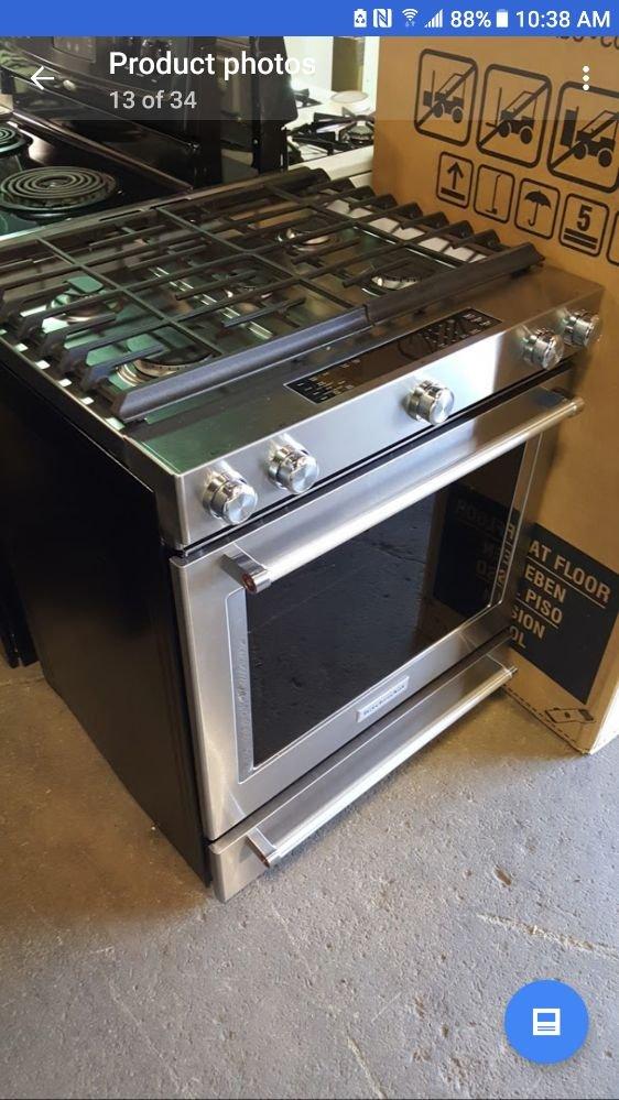 Photo Of Budget Appliances U0026 Mattresses   Detroit, MI, United States.  KitchenAid 5