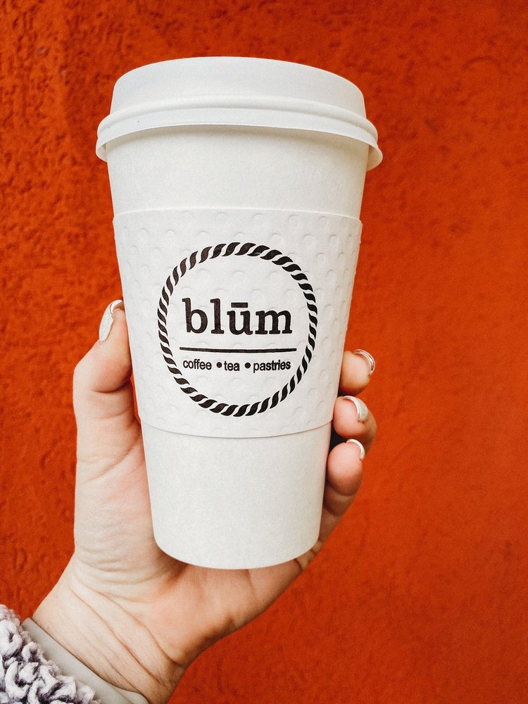 Social Spots from Blūm Coffee