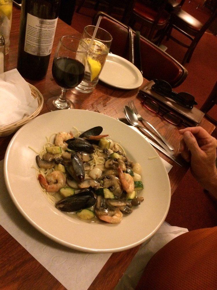 Cortino's Italian Restaurant: 2928 W Business 83, Mercedes, TX