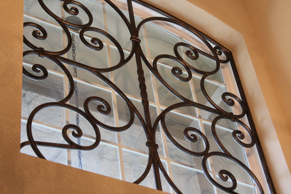 Photo Of Bmd Woodworks Spring Tx United States Decorative Faux Wrought Iron