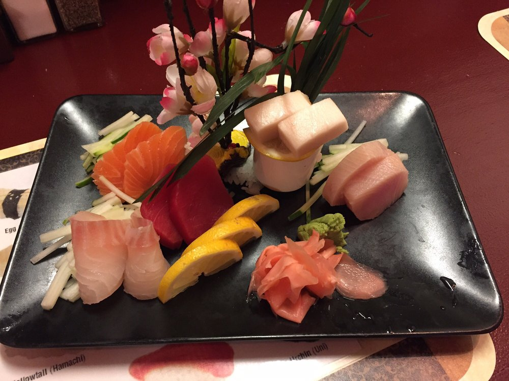 Toki Hibachi Sushi: 116 W Lafayette Square, LaFayette, GA