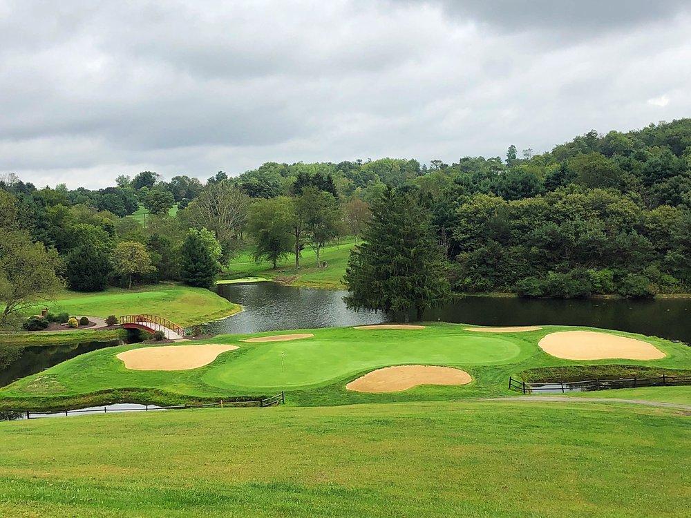 Ponderosa Golf Course: 2728 Rt 168, Hookstown, PA