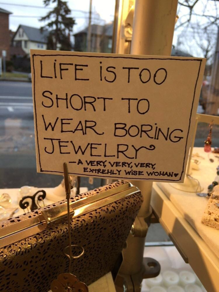 Terra Nostra Hand Crafted Jewelry: 348 Massachusetts Ave, Arlington, MA