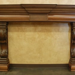 Photo Of Kitchen Design Group   Shreveport, LA, United States. Fireplace  Mantle