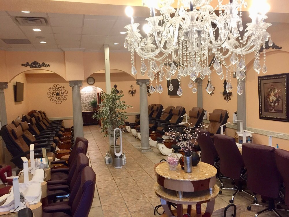 Escape Nails Spa: 4621 W Park Blvd, Plano, TX