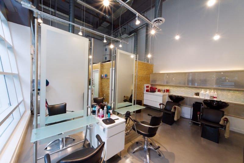 Sakura salon 24 reviews hairdressers 555 bute street for A salon vancouver