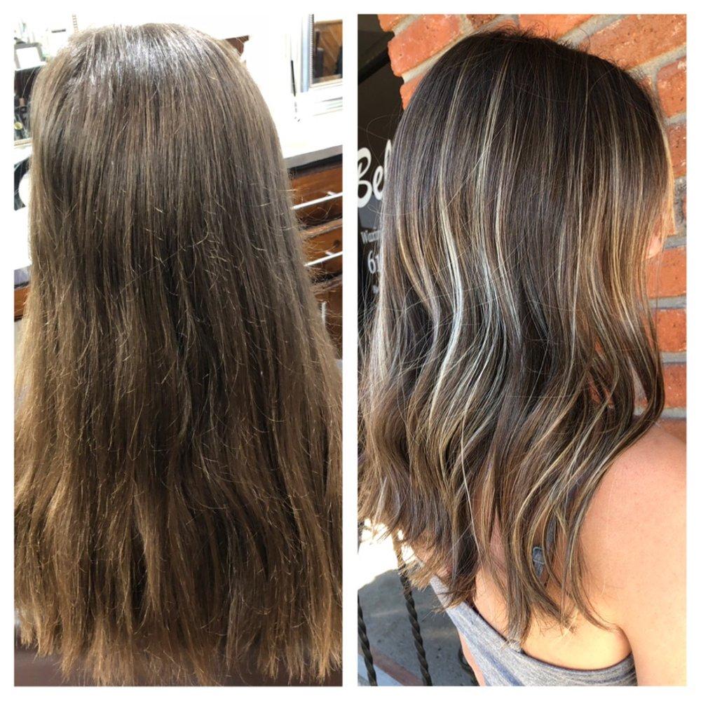 Hair by Laura Huezo