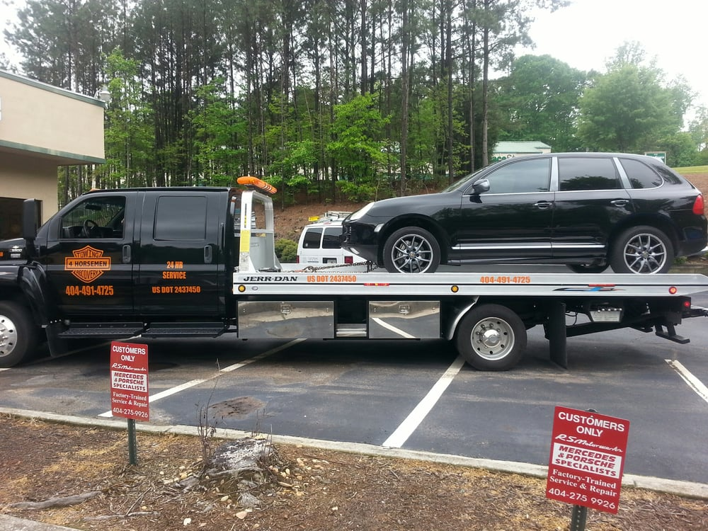 Four Horsemen Towing & Recovery: College Park, GA