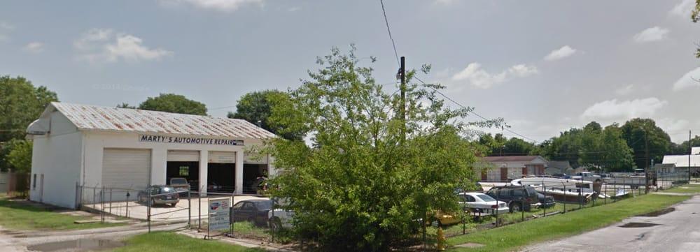 Marty's Automotive Repair: 506 S Wilson Ave, Dunn, NC
