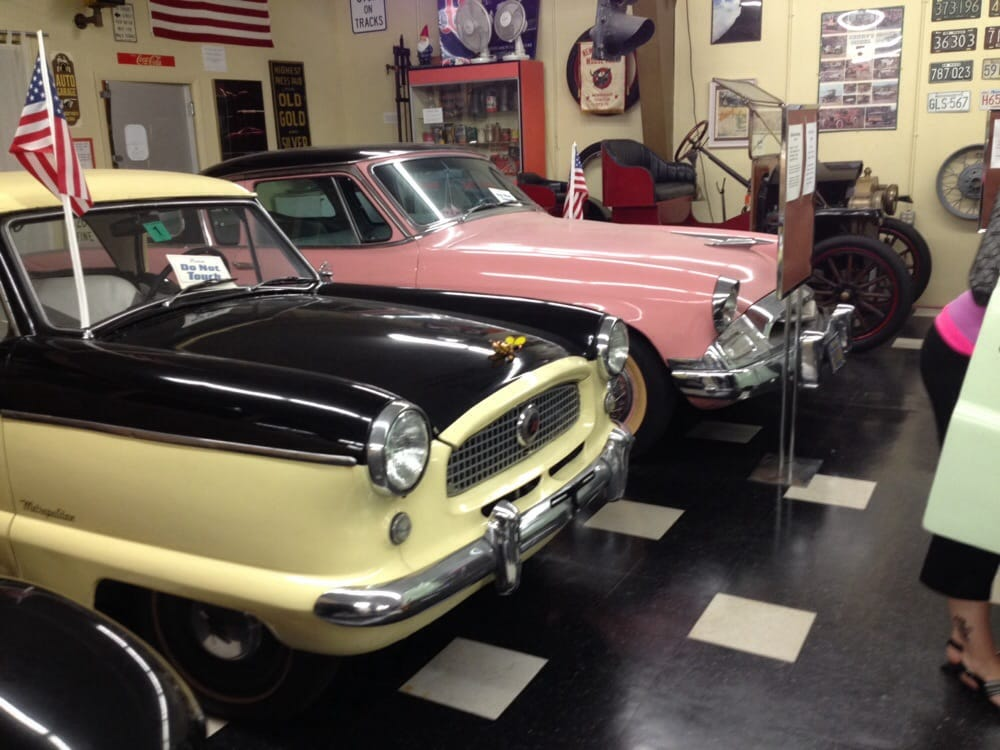 Free antique car museum at kancamagus collectables - Yelp