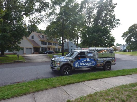 Magic Roofing Siding 13 Hickory Hill Dr Ewing Township Nj Mapquest