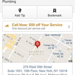 ls rr plumbing roto rooter 63 reviews plumbing 270 west 39th Roto-Rooter Plumbing at readyjetset.co