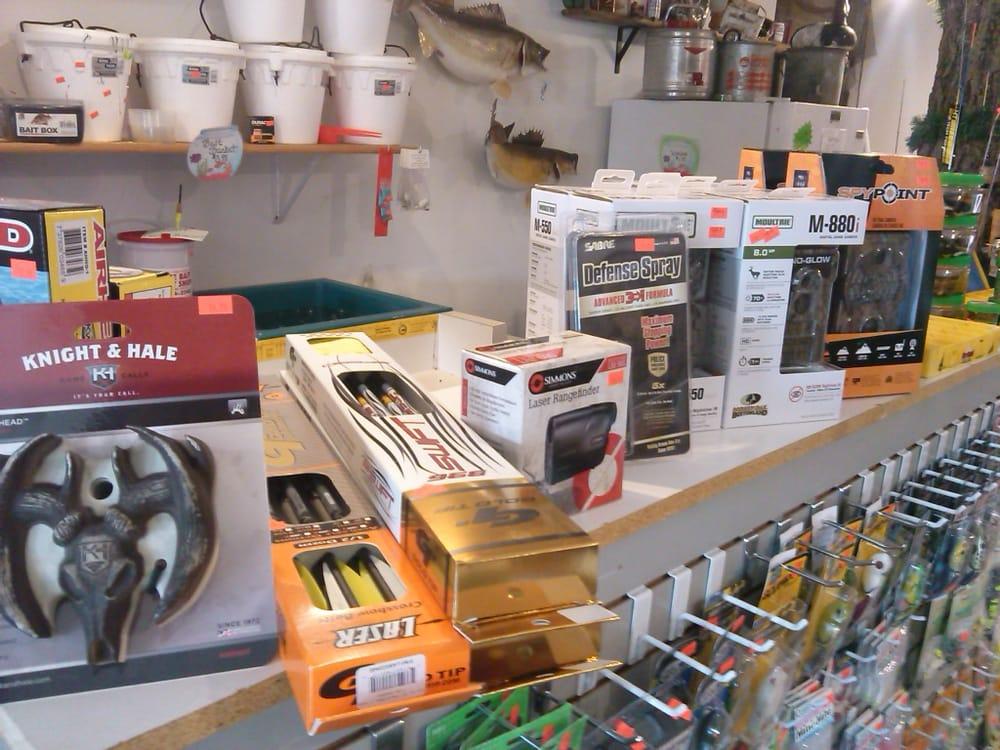 Bite-Me Bait & Sport Shop: 405 S State St, Mondovi, WI