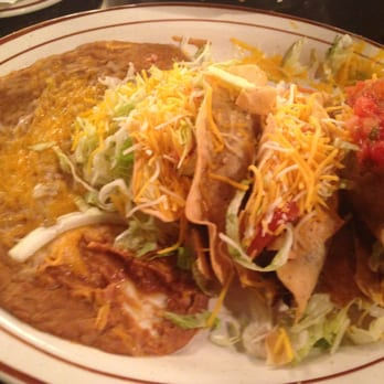 Photo Of El Potro Mexican Cafe Lawrence Ks United States Deep Fried