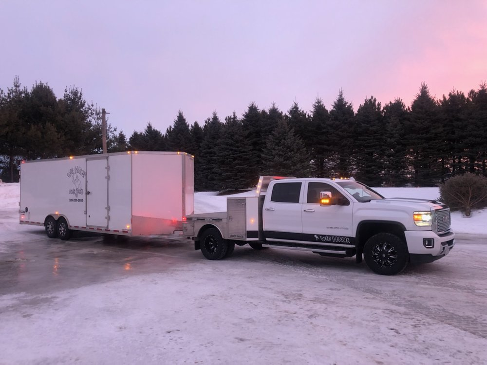 We Haul For You: Holdingford, MN