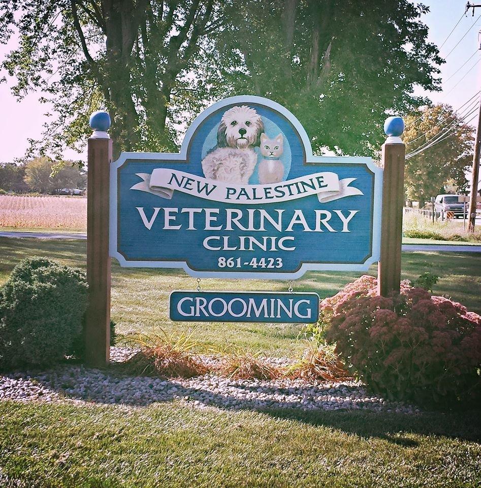 New Palestine Veterinary Clinic: 5237 W US Hwy 52, New Palestine, IN