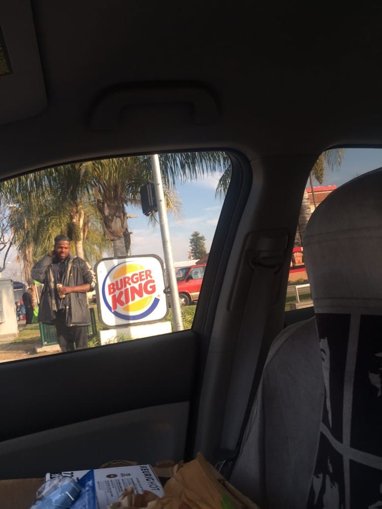 Burger King: 487 W Highland Ave, San Bernardino, CA